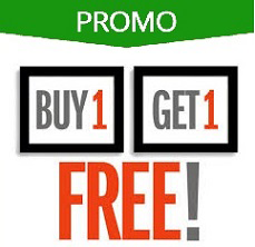 Buy one get one free on Cannabis Seeds