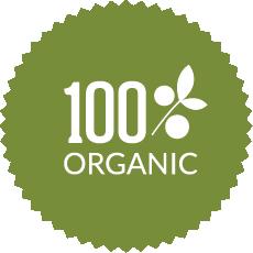 100- organic